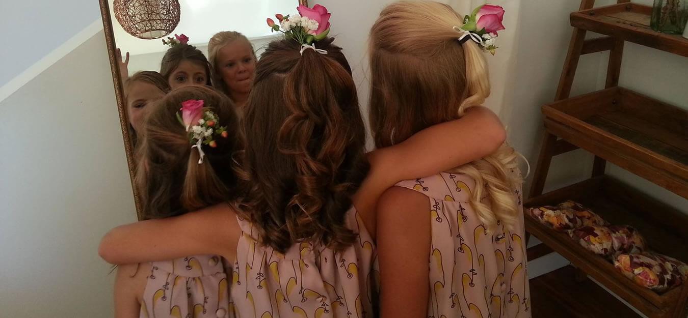 Bridal Kids Wedding Makeup By Artistic Beauty In Nelson NZ