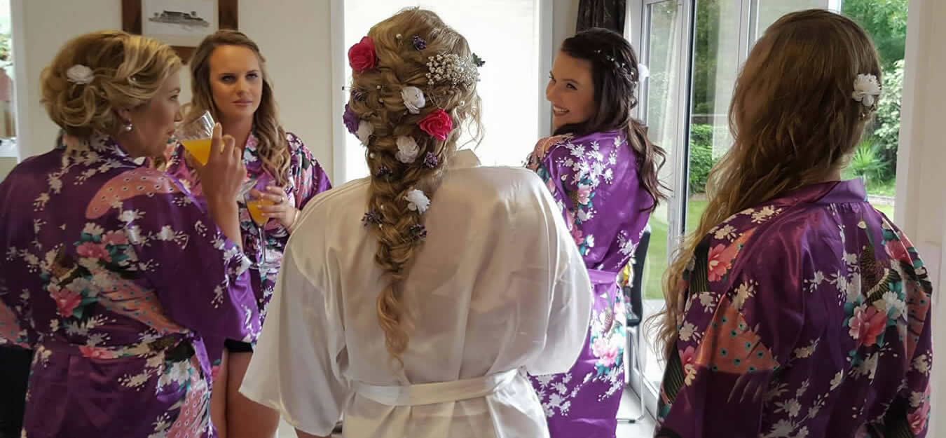 Brides Hair And Wedding Makeup By Artistic Beauty In Nelson NZ