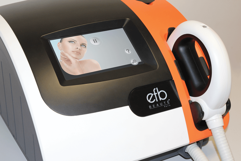 EFB Intense Pusle Light Machine Used By Artistic Beauty In Nelson NZ