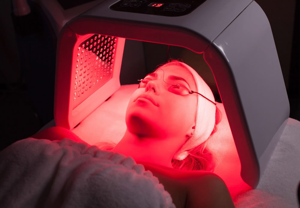 LED Light Therapy Available At Artistic Beauty In Nelson NZ